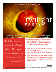 Twilight Movie Premiere Party