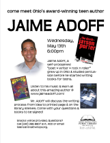 Jaime Adoff Author Visit