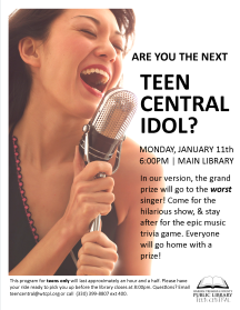 Teen Central Idol