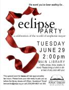 Eclipse Movie Premiere Party