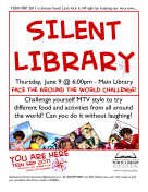 Silent Library Around the World