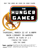 The Hunger Games Survival Challenge