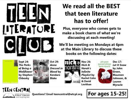 Teen Literature Club