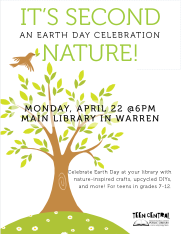 It's Second Nature: Earth Day Celebration