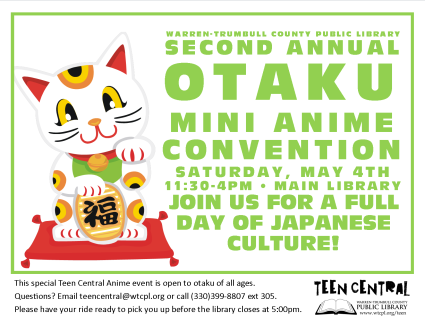 Teen Central Anime: 2nd Annual Mini Anime Convention
