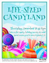 Life-Sized Candyland