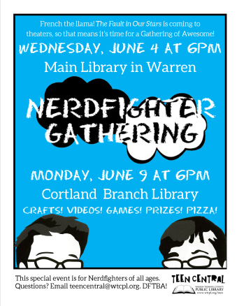 Nerdfighter Gathering for The Fault in Our Stars movie premiere