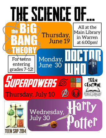 The Science of... Event Compilation