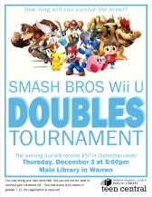 Smash Bros Doubles Tournament