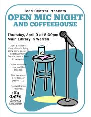 Open Mic Night & Coffeehouse