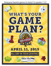 Geek & Sundry's International Tabletop Day