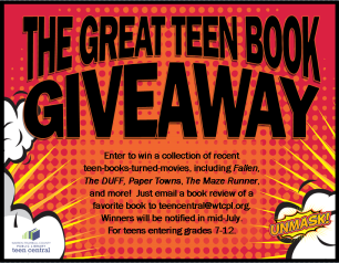 The Great Teen Book Giveaway
