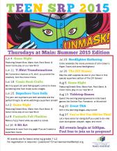 Thursdays at Main: Summer 2015