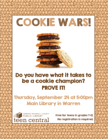 Cookie Wars