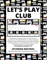 Let's Play Club