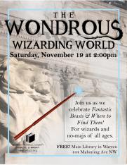 The Wondrous Wizarding World