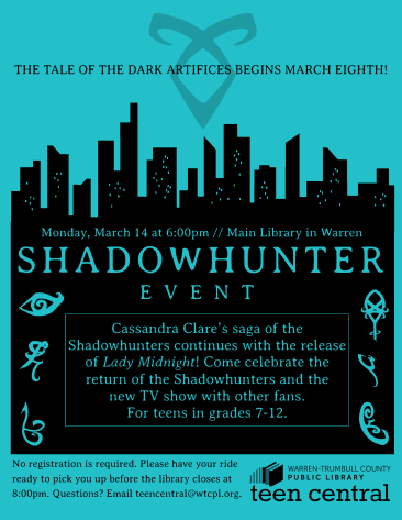 Shadowhunter Event