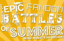 Epic Fandom Battles of Summer 2016: Video Games Edition
