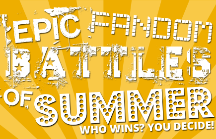 Epic Fandom Battles of Summer 2016: Video Games Edition