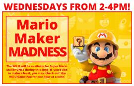 Mario Maker Madness
