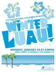 Winter Luau