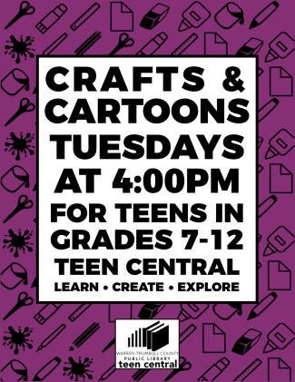 Crafts & Cartoons