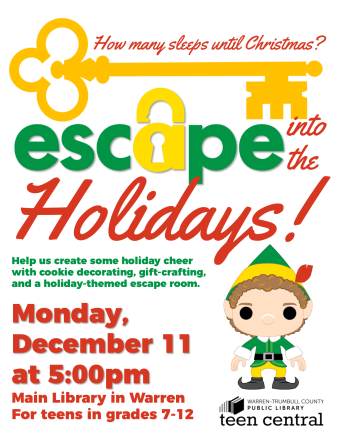Escape into the Holidays