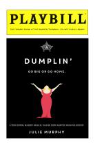 Dumplin' Performance Playbill