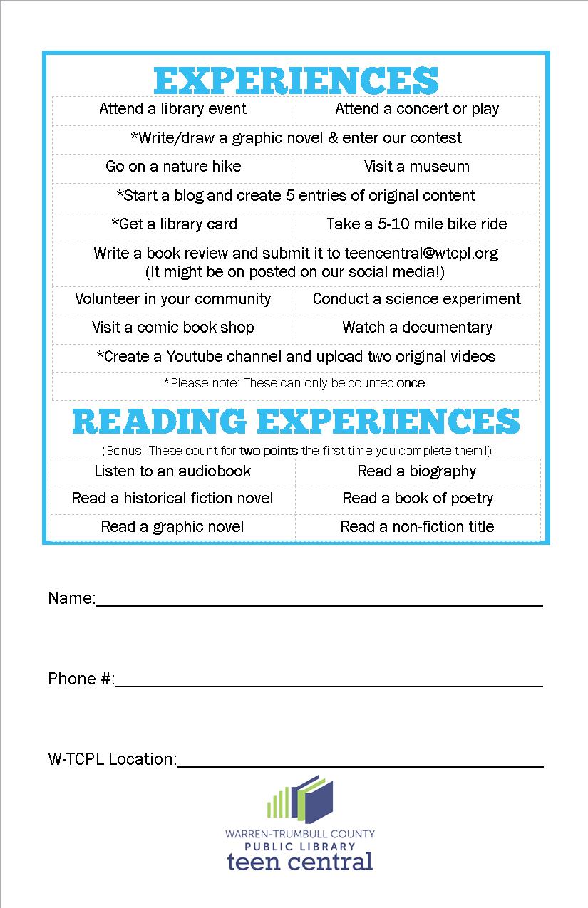 Teen SRP 2015 booklet - back